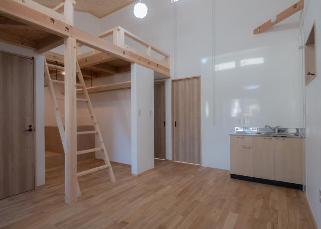 小さく建て、広く使える3世代住宅