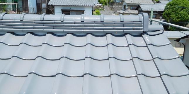 30年ぶりに外壁と屋根をメンテナンスしました!
