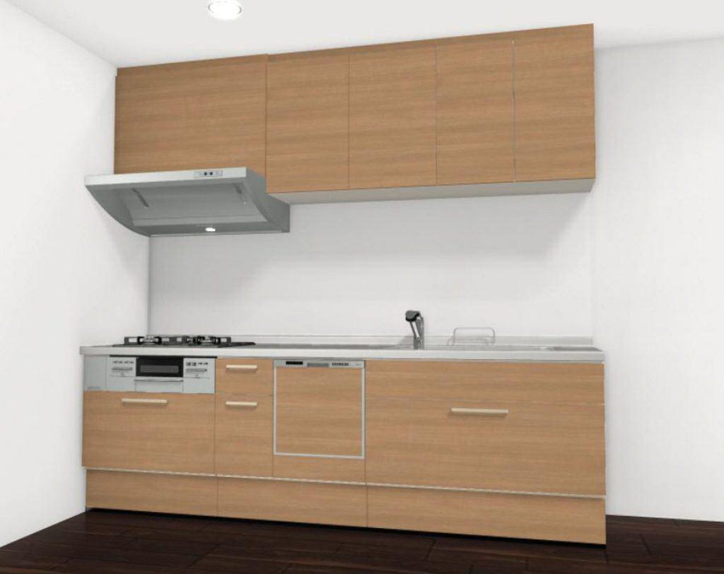 システムキッチン アレスタ 2550