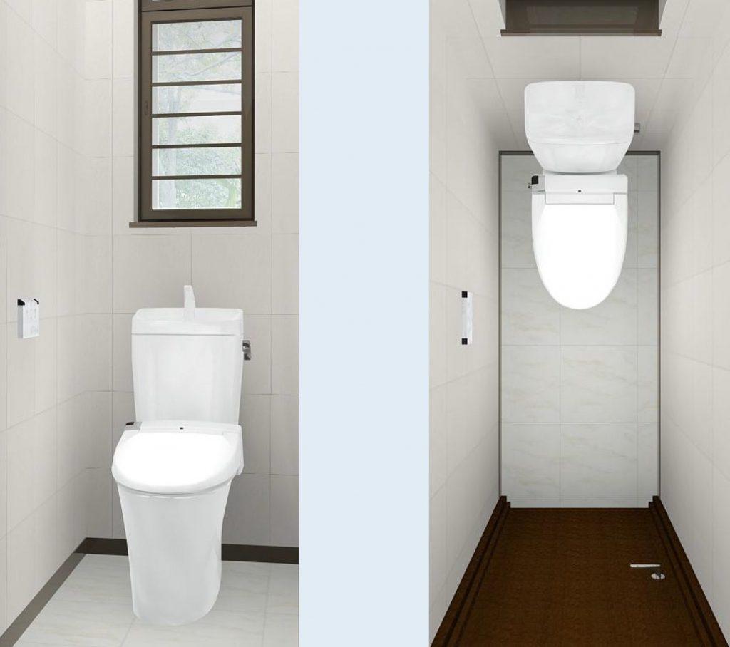 トイレ アメージュZ リトイレ(フチレス)