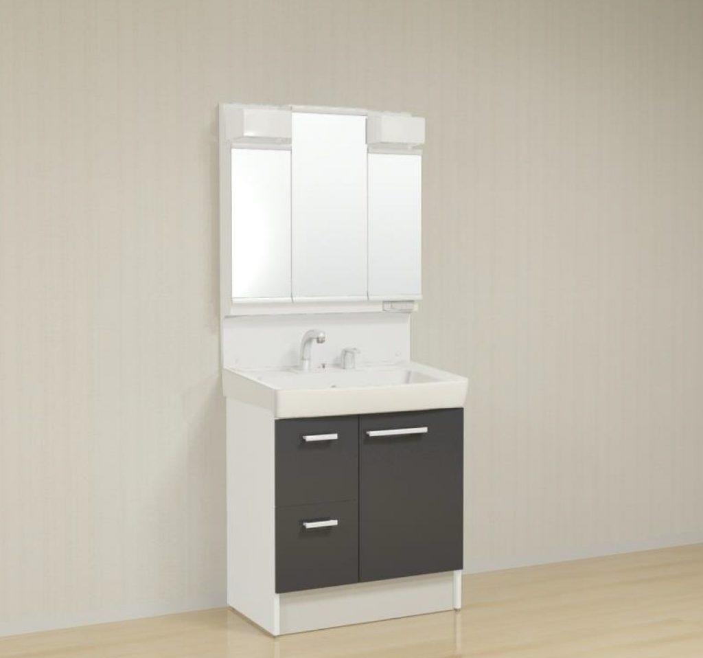 洗面化粧台 オフト 750