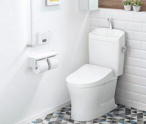 トイレは進化してる!